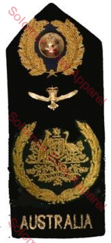R.A.A.F. Warrant Officer of the Air Force Shoulder Board - Solomon Brothers Apparel