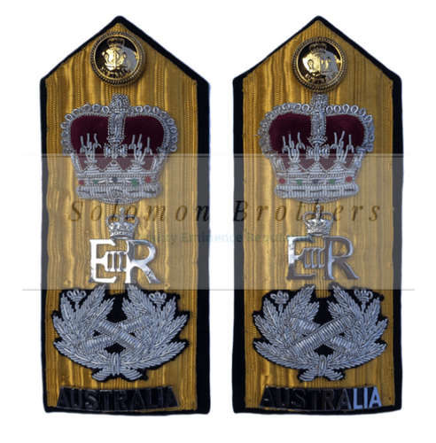 R.A.N. Admiral of the Fleet Shoulder Board - Solomon Brothers Apparel