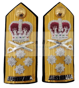 R.A.N. Admiral Shoulder Board - Solomon Brothers Apparel
