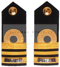 Load image into Gallery viewer, R.A.N. Lieutenant Commander Shoulder Board - Solomon Brothers Apparel