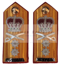 Load image into Gallery viewer, R.A.N. Rear Admiral Medical Surgeon Shoulder Board - Solomon Brothers Apparel