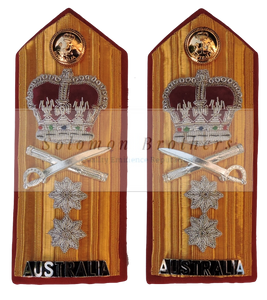 R.A.N. Rear Admiral Medical Surgeon Shoulder Board - Solomon Brothers Apparel