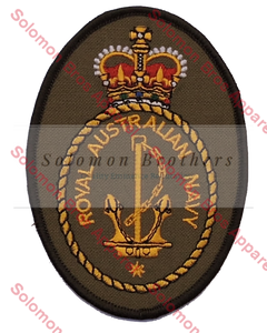 Royal Australian Navy Service Badge - Solomon Brothers Apparel