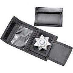 Uncle Mikes Wallet & Badge Holder - Solomon Brothers Apparel