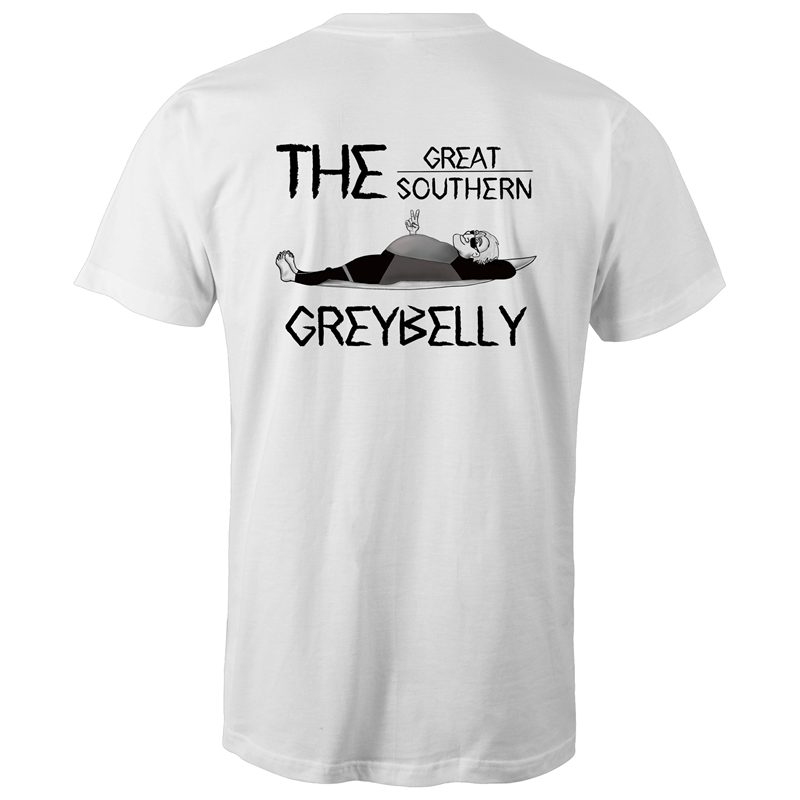 Greybelly - Mens T-Shirt