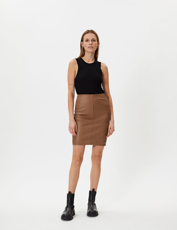 2NDDAY 2ND Cecilia Skirt 10004 Golden Camel