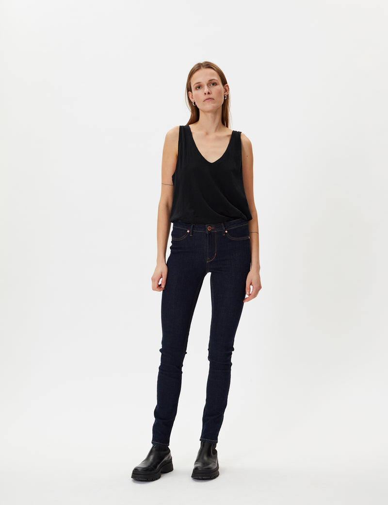 2NDDAY 2ND Jolie Deep Jeans D024 Dark Blue