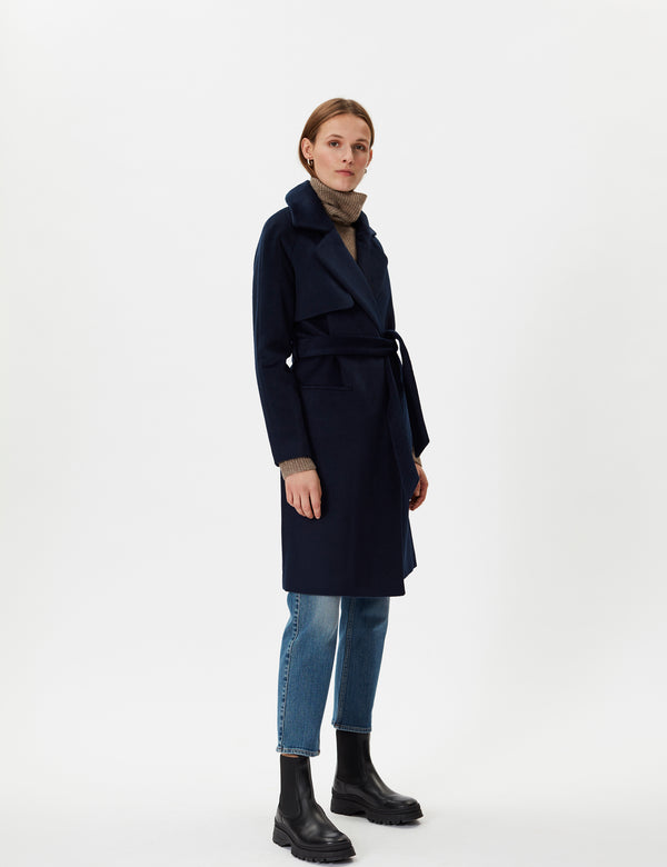 2NDDAY 2ND Livia Coats 04004 Navy Blazer
