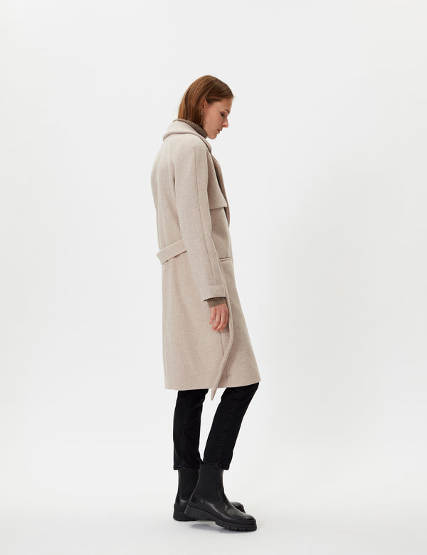 2NDDAY 2ND Livia Coats 11013 Silver Gray