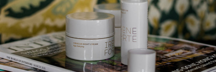 In conversation with handmade, natural and sustainable skincare brand, Irene Forte.