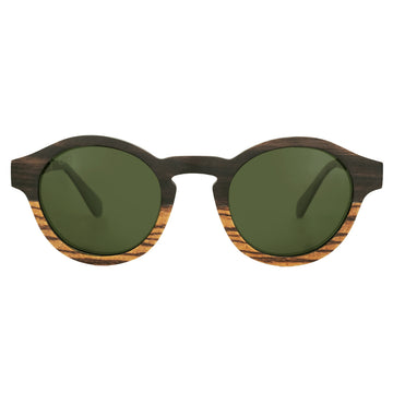 Blackcap Wooden Sunglasses