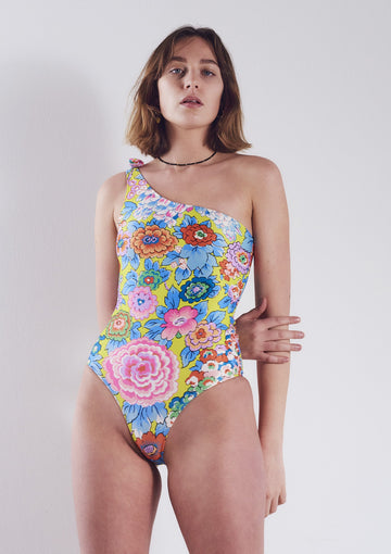 White Horse One Piece in Elysian by Liberty - Pre Order