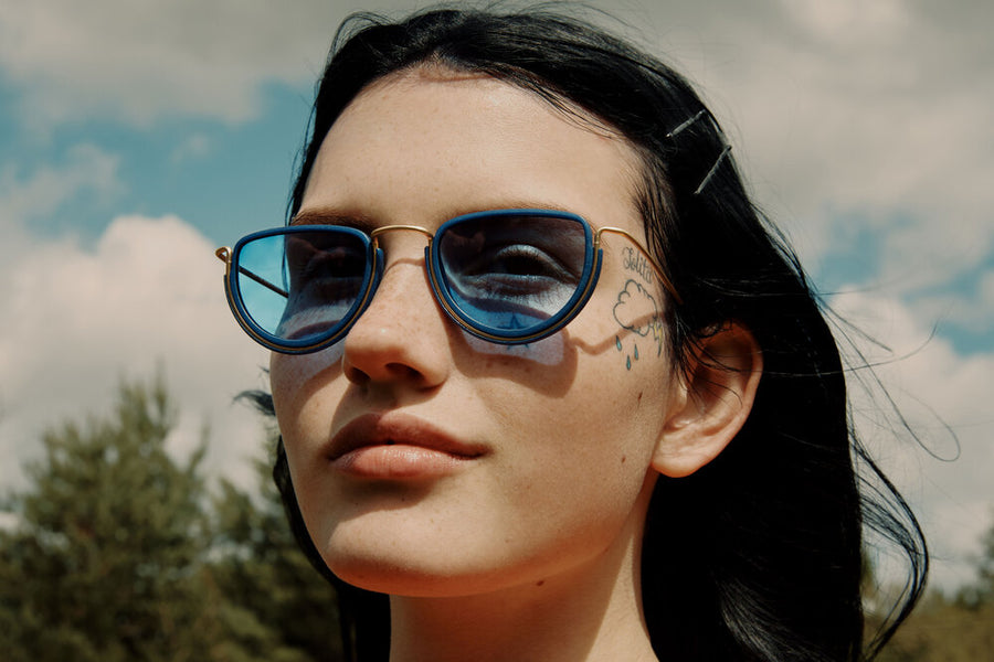 Brexit 3D Printed Sunglasses