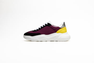 Evolve Sustainable Vegan Sneaker in Multi Colour
