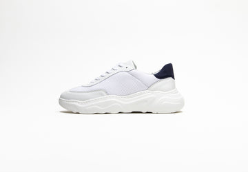 Evolve Sustainable Vegan Sneaker in White