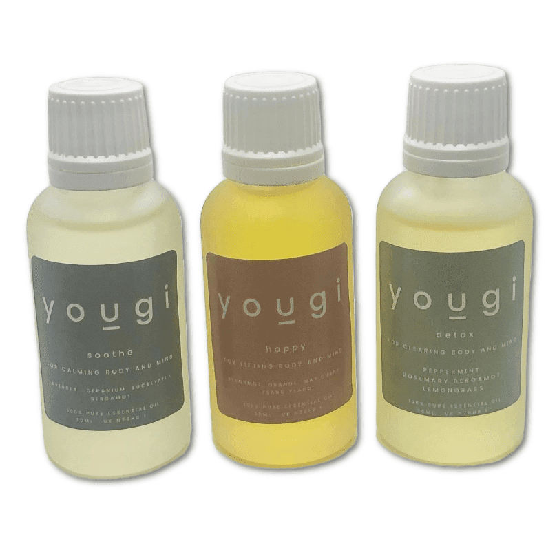 Vegan Essential Oils - Set of 3