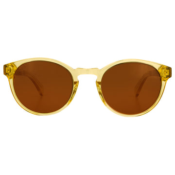 Kaka Cat Eye Sunglasses in Honey