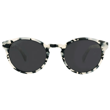 Kaka Cat Eye Sunglasses in Snowy
