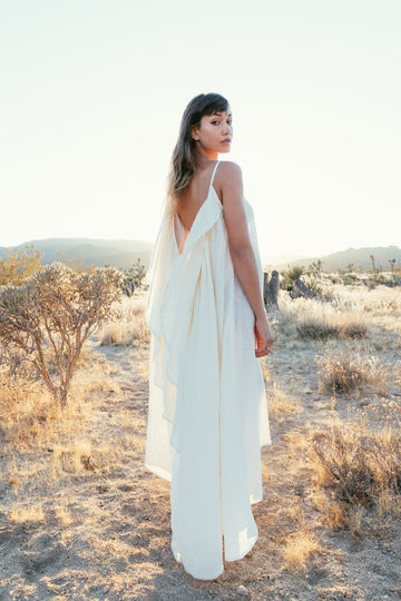 Syros Organic Cotton Dress
