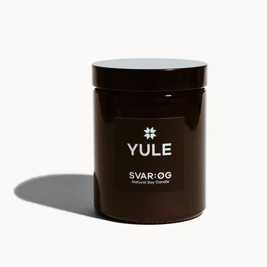 Yule Clove and Nutmeg Vegan Candle