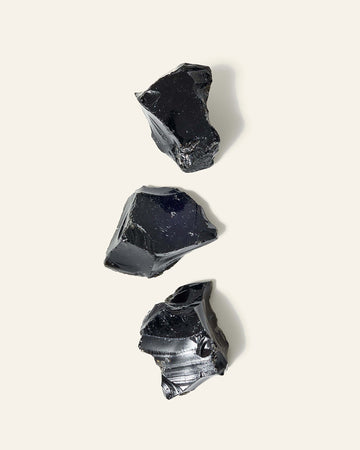 Raw Obsidian Crystal