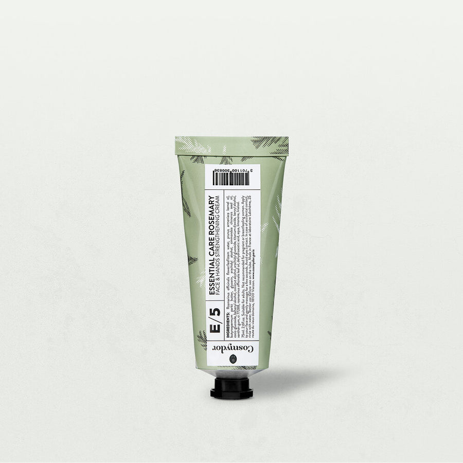 E/5 Essential Care Rosemary Organic Hand & Face Cream