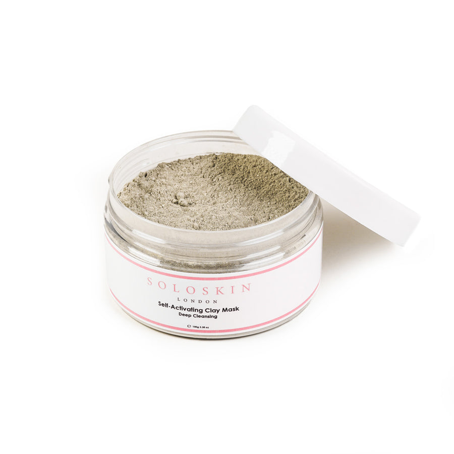 Self-Activating Clay Mask - 100g