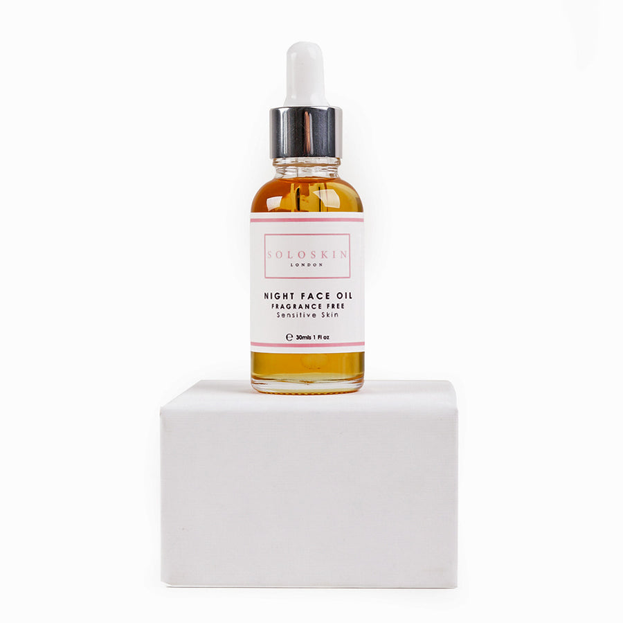 Fragrance Free Night Face Oil - 30ml