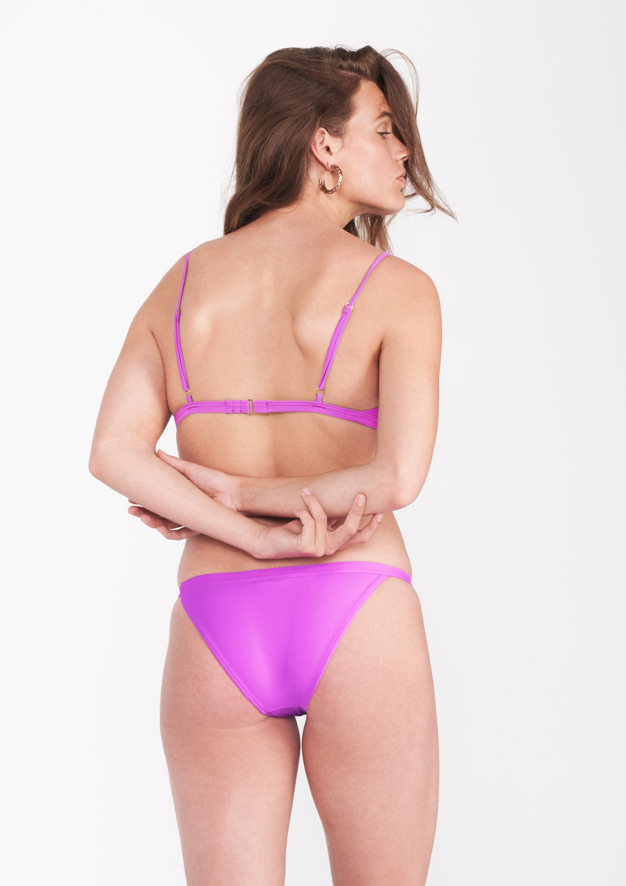 Tangiers Tanga Bottom in Violet