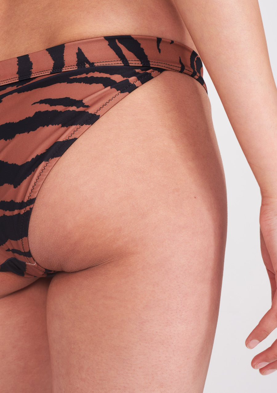 Vreeland Bikini Bottom in Animal