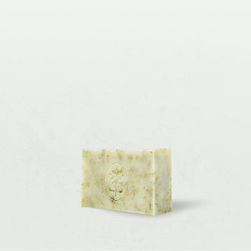 Handcrafted Vegan Soap with Geranium Essential Oil & Chamomile Flowers - Fragile Skin