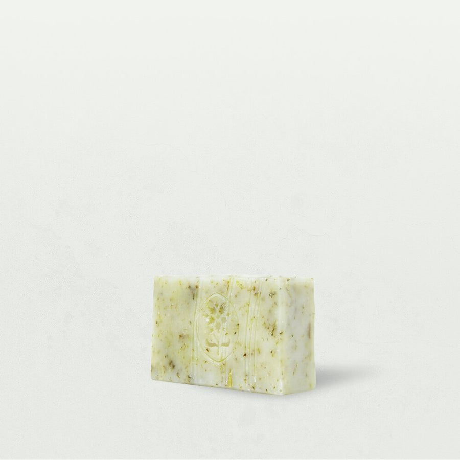 Handcrafted Vegan Soap with Daisy Flower & Cardamom Essential Oil - Ageing Skin
