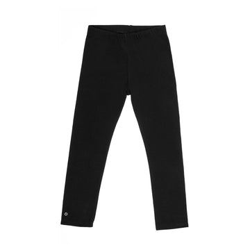 Play-All-Day Organic Cotton Leggings in Cosmic Black
