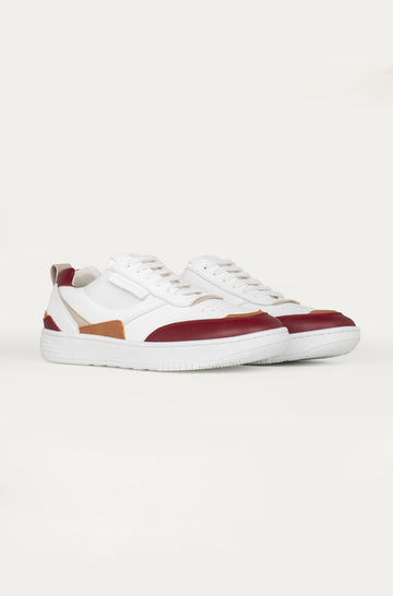 UX-68 Wine Vegan Trainers