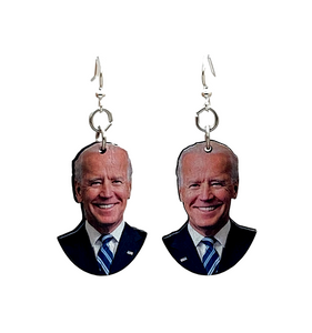 Joe Biden Earrings #T041