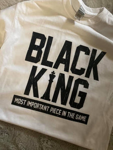 Black King Shirt