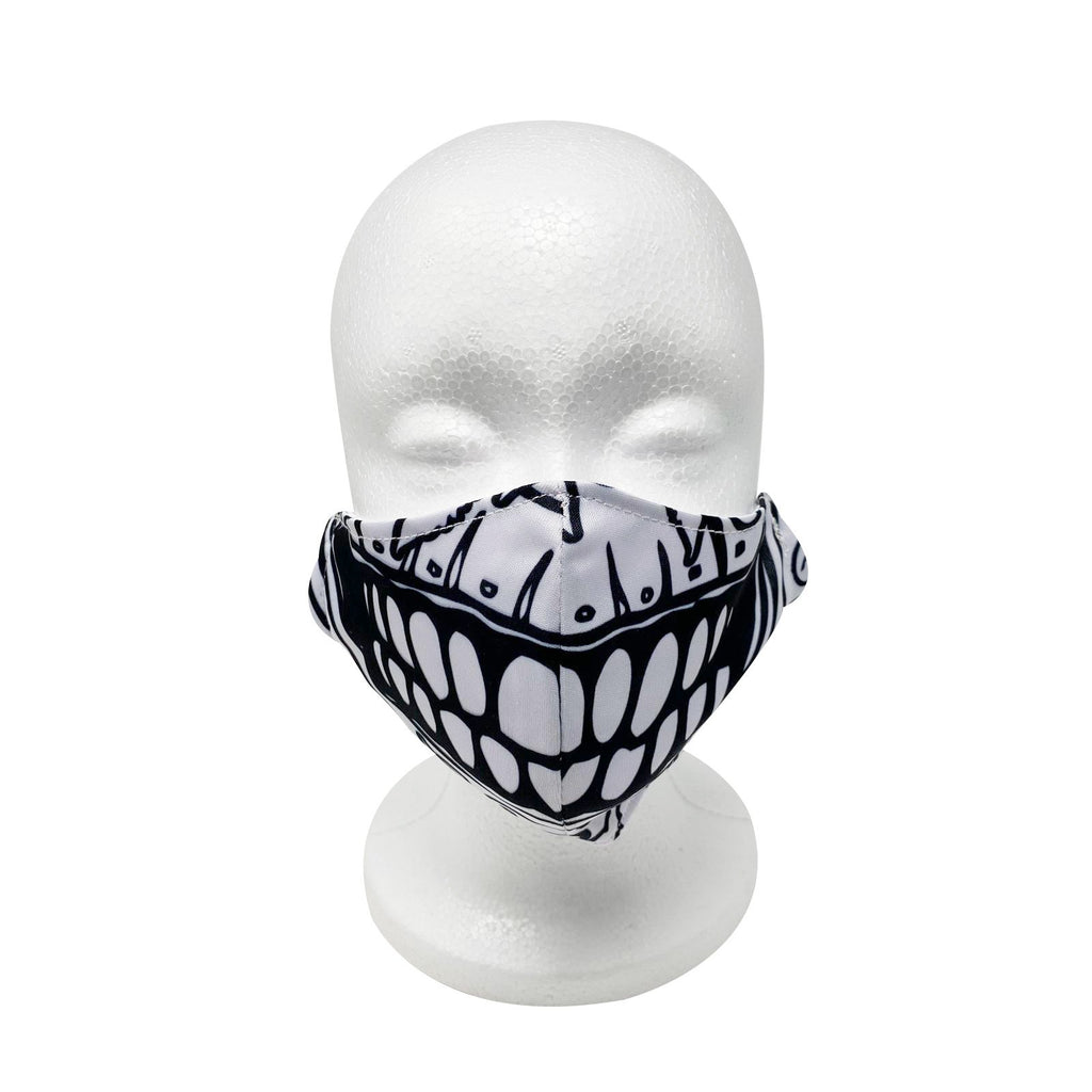 Teeth Monster Fashion Mask 2020 Style 54