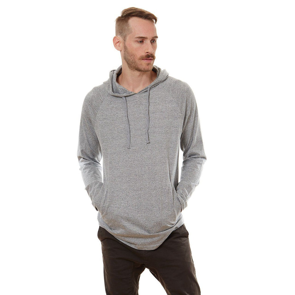 Johnny Curved Hem Pullover