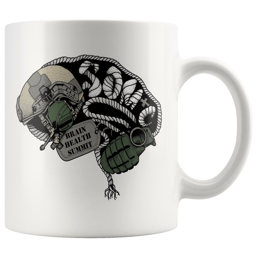 Brain Health Summit Mug