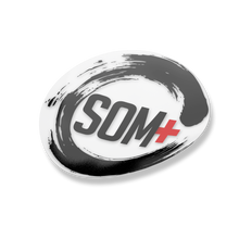 Load image into Gallery viewer, SOM+C Logo Sticker