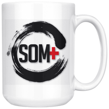 Load image into Gallery viewer, SOM+C Logo Mug