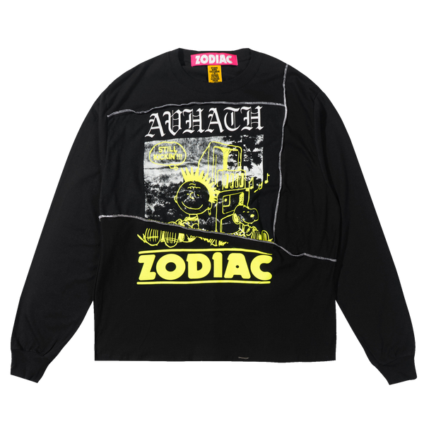Zodiac x Buru Studio T-shirt Long Sleeve Cuts 10