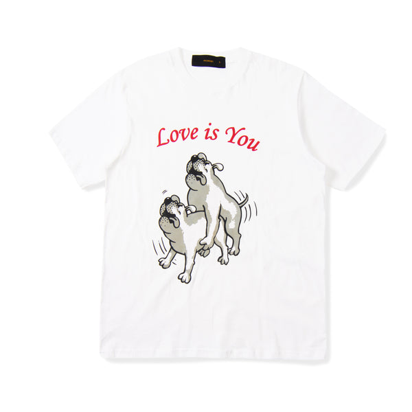 Pleasure Love Is You T-shirt