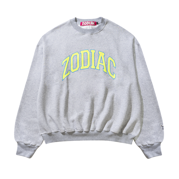 Zodiac Artist Series Wild in The Streets Crewneck