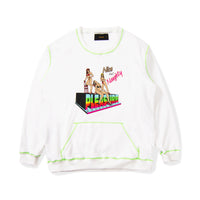 Pleasure Nice And Naughty Crewneck