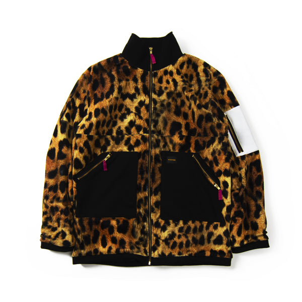 Pleasure Club Leopard Jacket