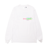 Pleasure x Crue-L Records Being Boring(s) Long Sleeve T-shirt