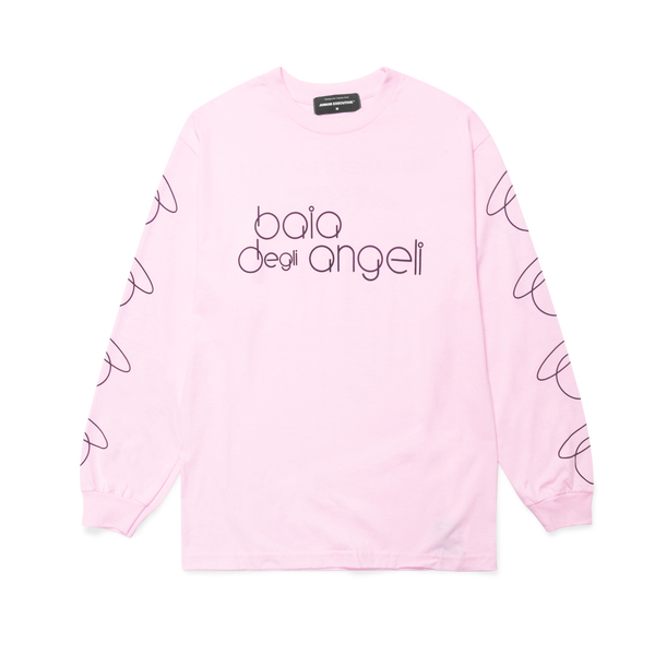 Junior Executive x Daniele Baldelli Baia Long Sleeve T-shirt