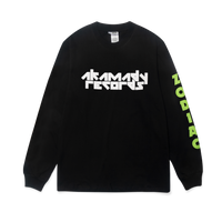 Zodiac x Akamady Records 6th Anniversary Long Sleeve T-shirt