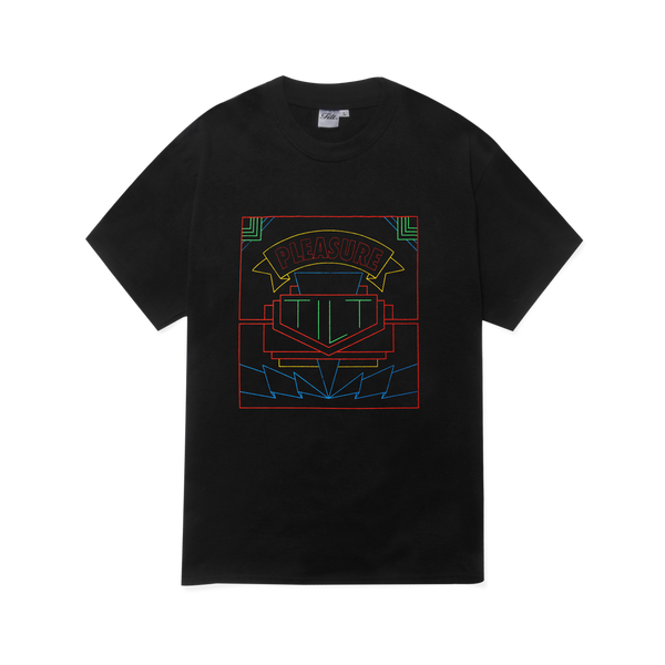Pleasure x TILT Neon T-shirt